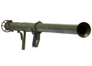 Barrett M82 rocket launcher