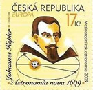 Stamp from Czech Republic