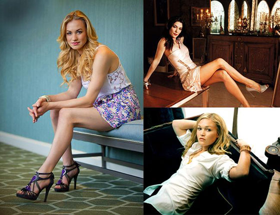 Female cast of Dexter movie