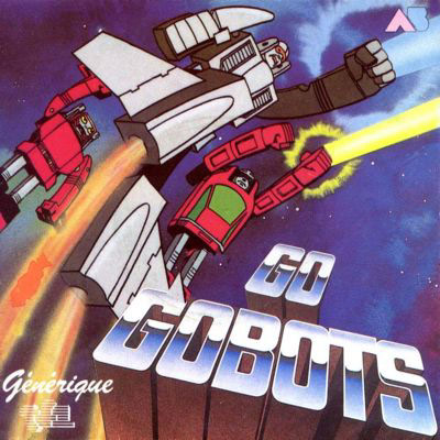 Gobots cartoon