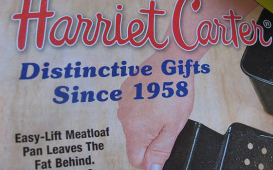 Harriet Carter catalog