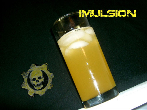 Immulsion liquor drink