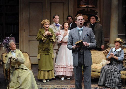 The Importance of Being Earnest (play scene)