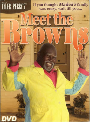 Meet the Browns DVD