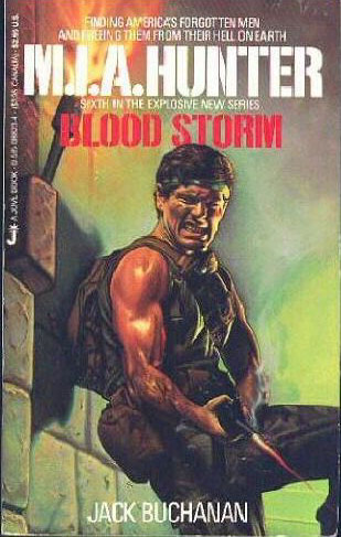 Mia Hunter: Blood Storm