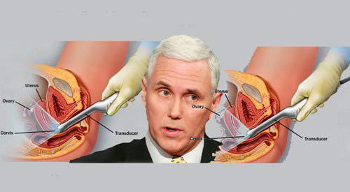 Mike Pence on abortion in Indiana