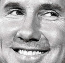 Nicholas Sparks sinister face