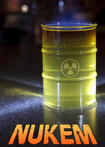 Nukem liquor drink
