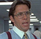 Office Space boss saying yeah