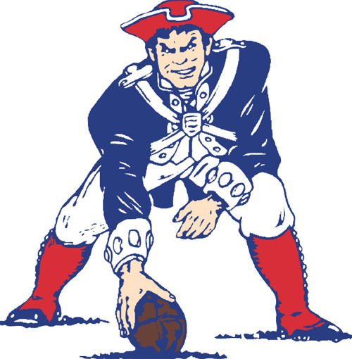 Pat Patriot of New England
