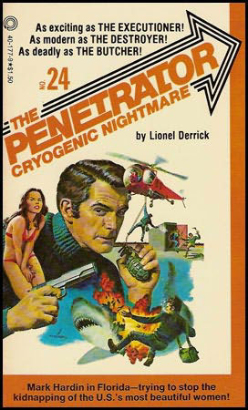 The Penetrator #24: Cryogenic Nightmare