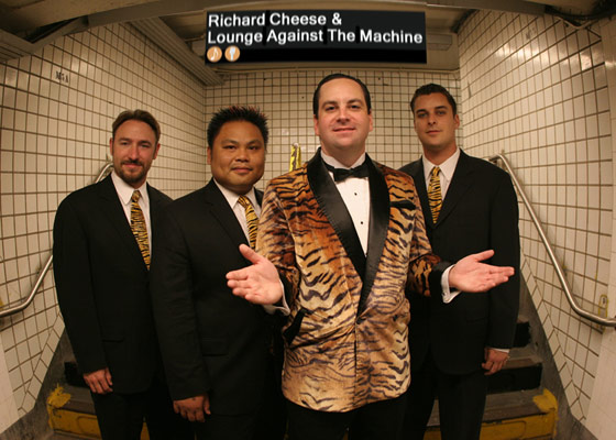 Richard Cheese Lounge Against the Machine