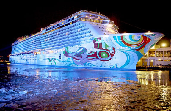 Rio 2016 Olympics cruise ship for Olympic committee officials