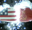 Rocky boxing gloves for US and USSR