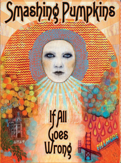 Smashing Pumpkins - If All Goes Wrong (album cover art)