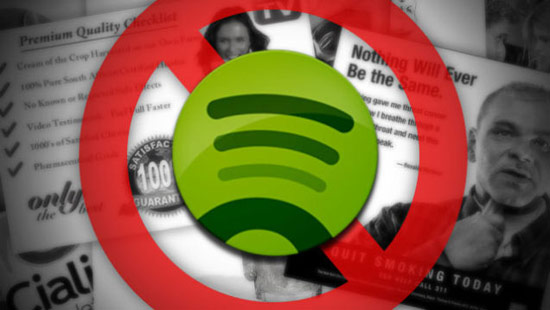 How to mute ads on Spotify