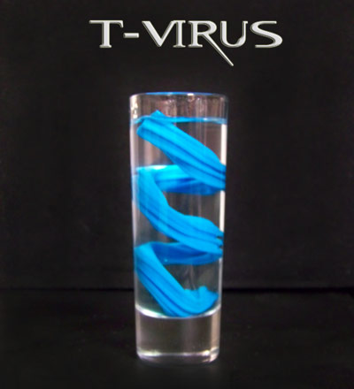 T-Virus liquor drink
