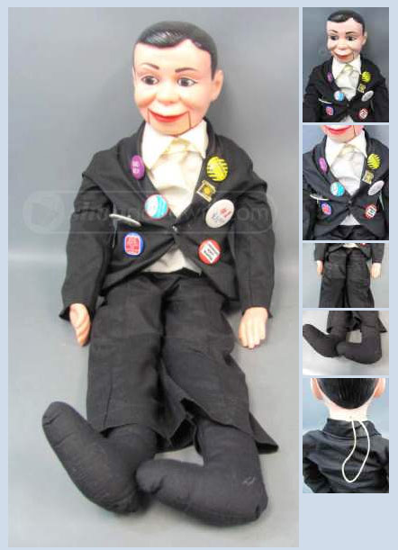Ventriloquist dummy photos