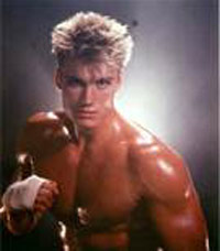Zach Morris is Ivan Drago doppelganger