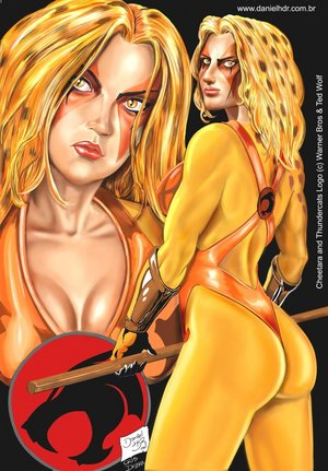 Cheetara  Thundercats on Cheetara From Thundercats   Group Picture  Image By Tag