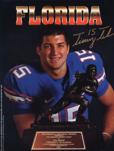 Tebow on Tim Tebow Already In Nfl Hall Of Fame  Committee Says   Points In Case