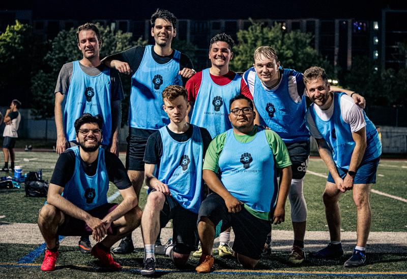 Atlanta Pickup Soccer Team
