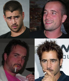 Colin Farrell - movie star