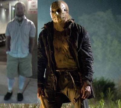 Jason Vorhees - Friday the 13th star