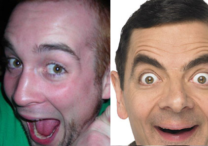 Mr. Bean - UK movie star