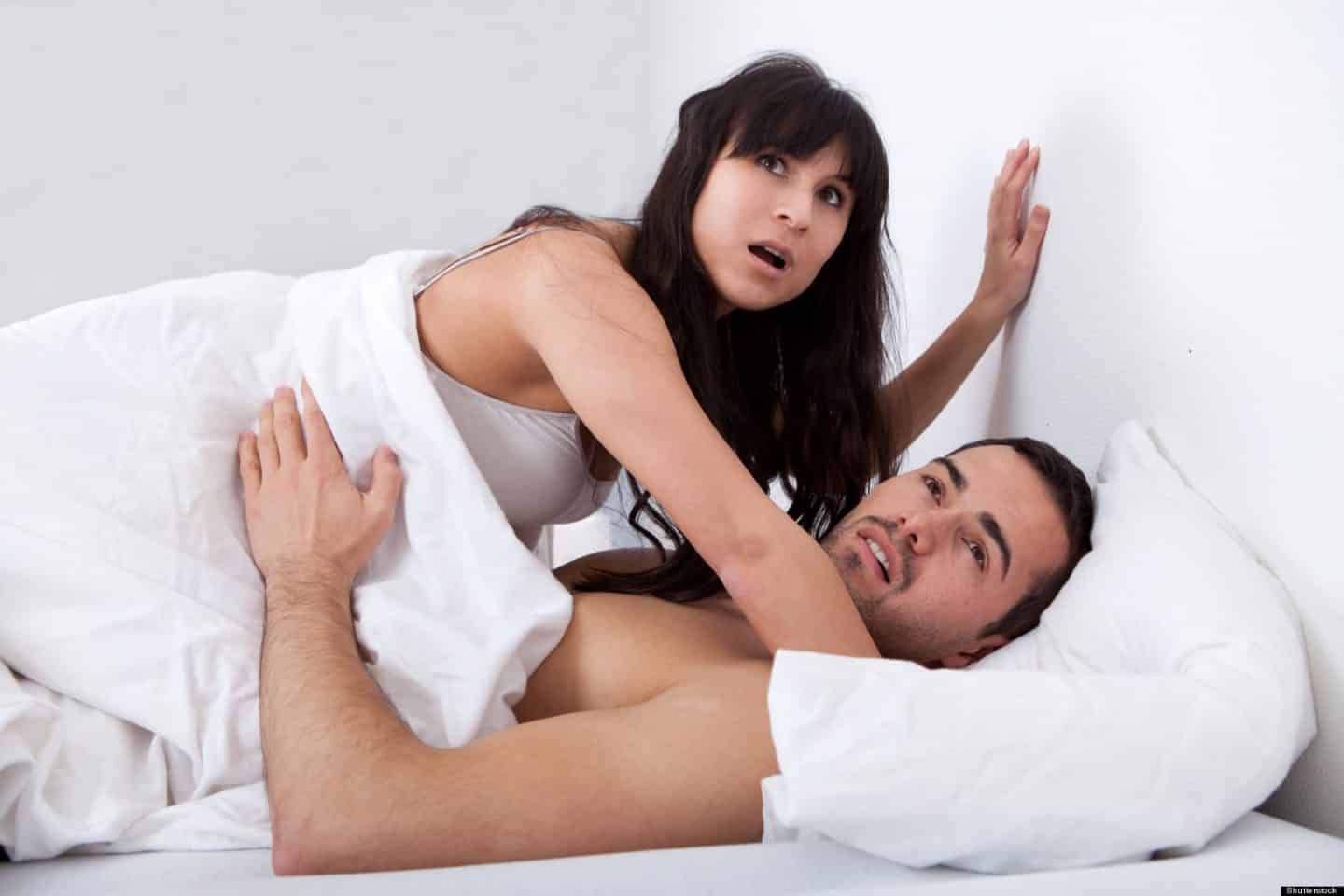 8 Sex Acts Off-Limits with Your Girlfriend
