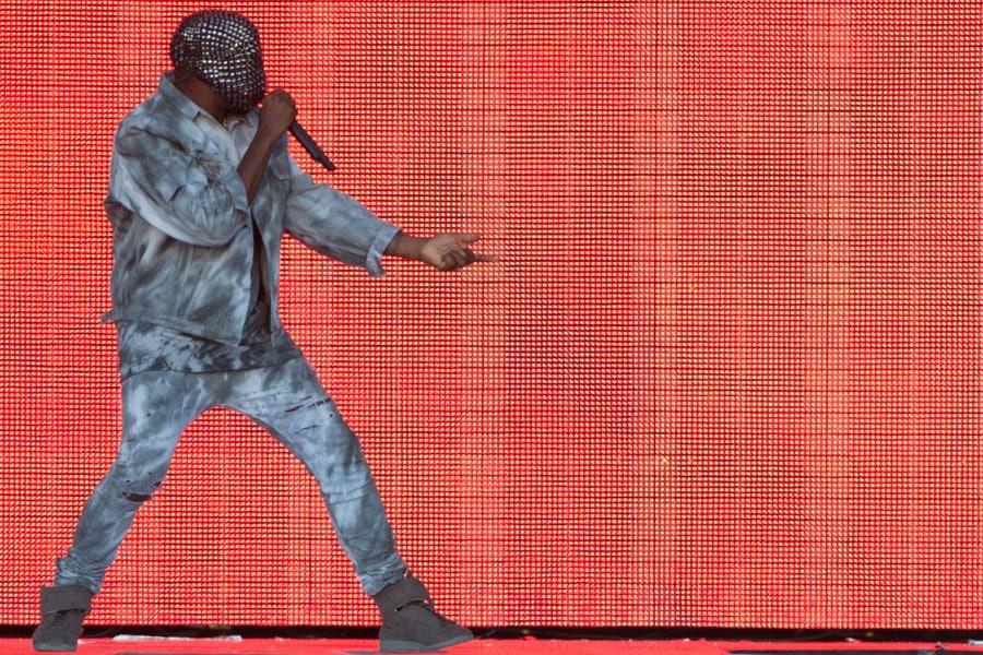 Doing Acid at a Kanye West Concert