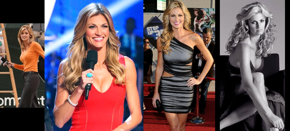 Erin Andrews Settles With Hotel Over Peeping Tom Case