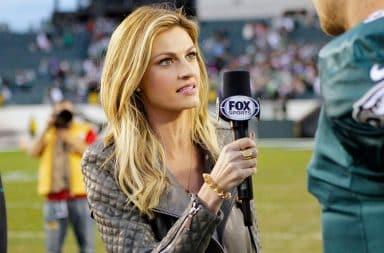 Erin Andrews on FOX Sports News