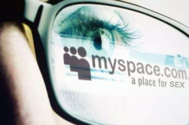 MySpace of Sex logo