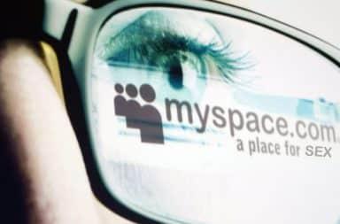 MySpace of Sex logo