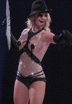 Britney spears circus tour vagina excellent