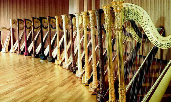 Welcome to Heaven, You Now Play the Harp