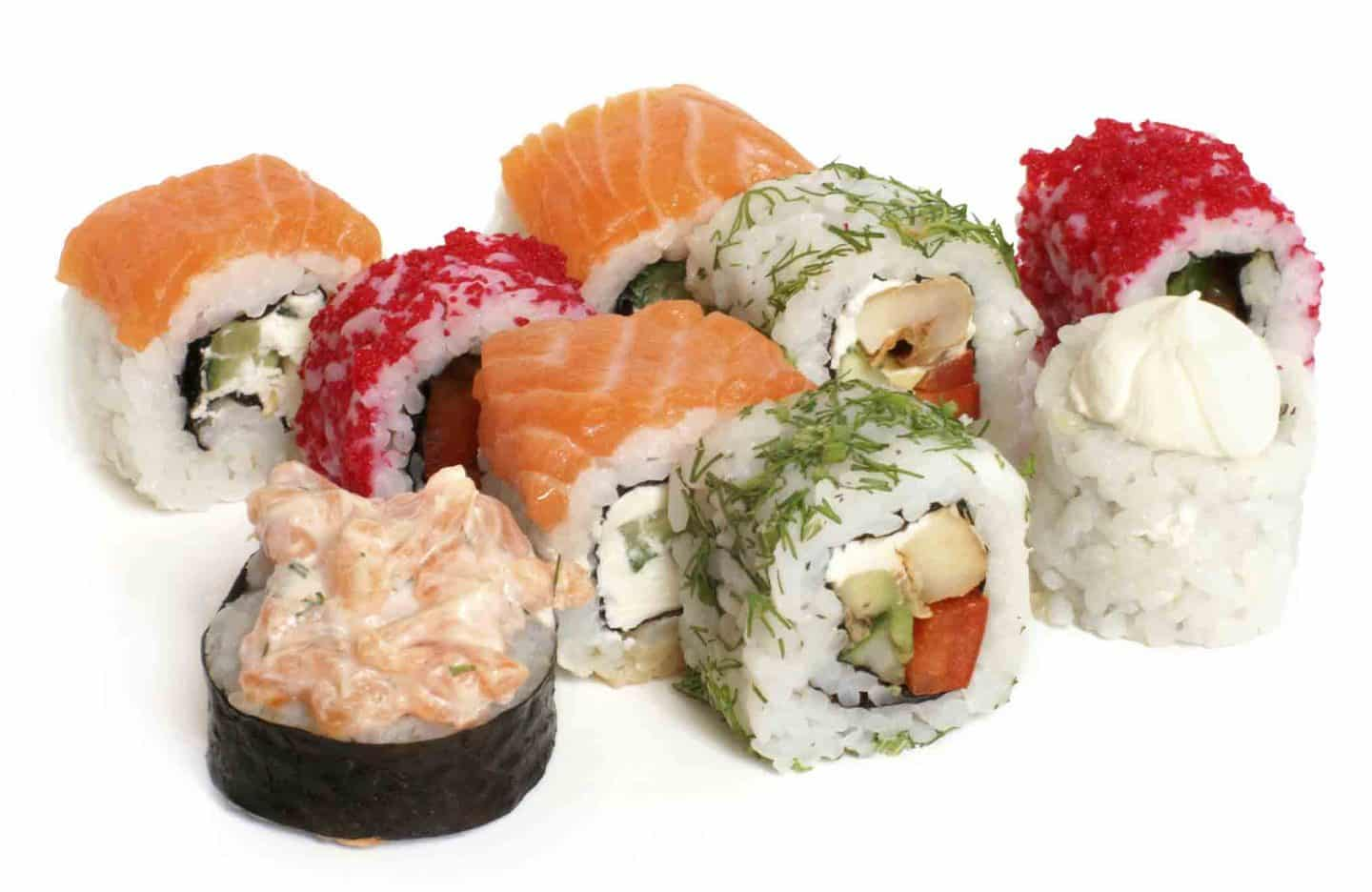 Hey, Have You Heard About Sushis?