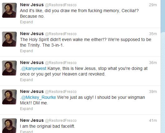 jesus restauration fail