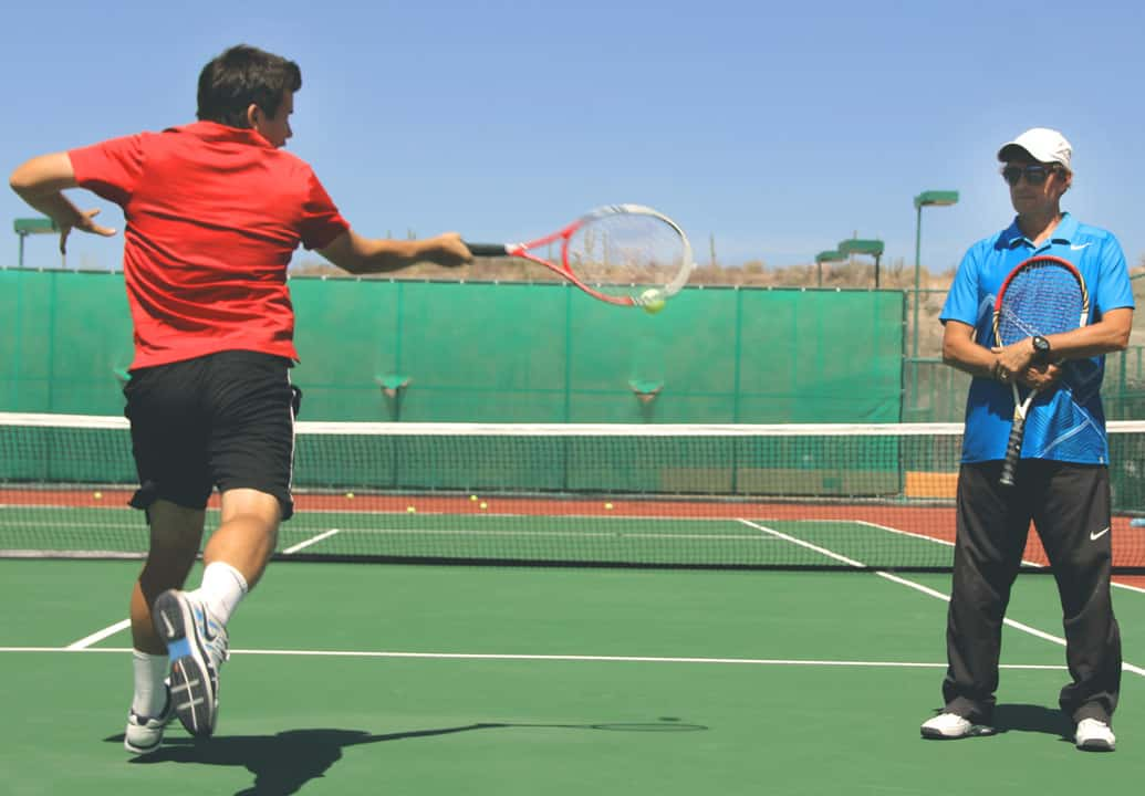 Why My Tennis Instructor Abandoned Me