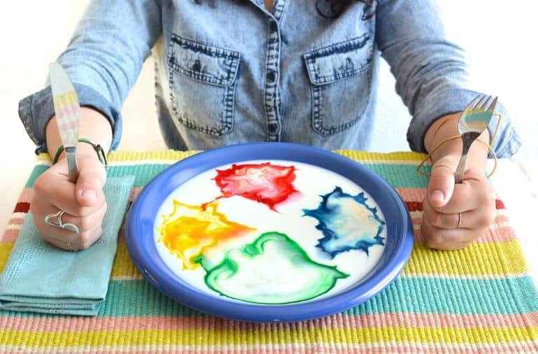 Abstract food dreams