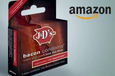 J&D's Bacon Condoms