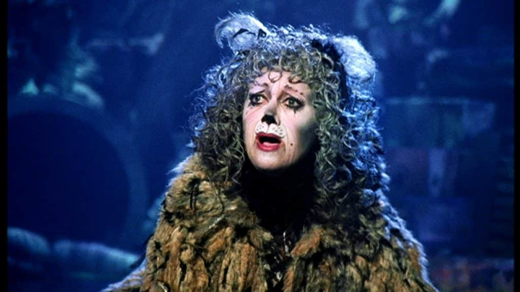 Cats musical on Broadway