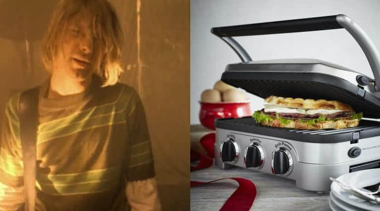 Cuisinart Griddler and Nirvana