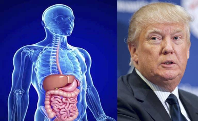 Donald Trump's health record