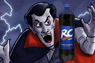 Dracula RC Cola