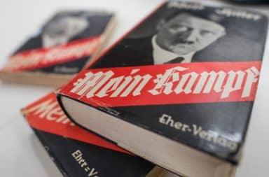 Mein Kampf books