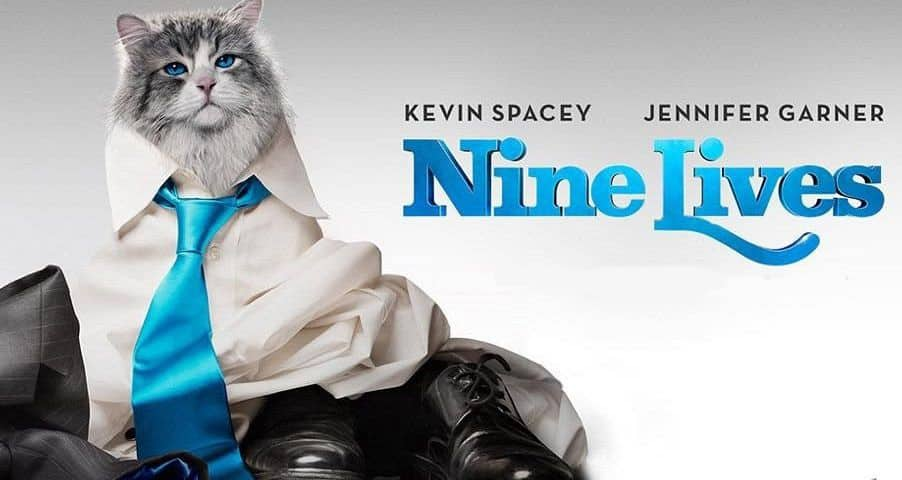 """4 Reasons """"Nine Lives"""" is the Craziest Movie Nobody is Watching"""