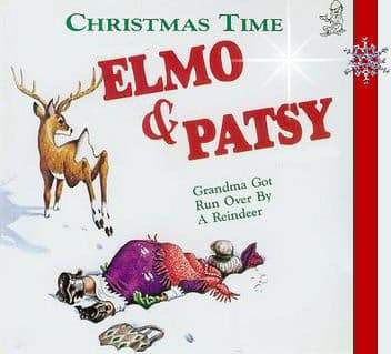elmo patsy christmas time album