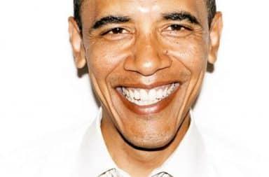 Obama sexy smile